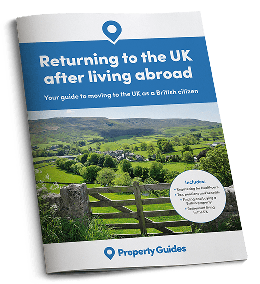 Returning to the UK Guide cover