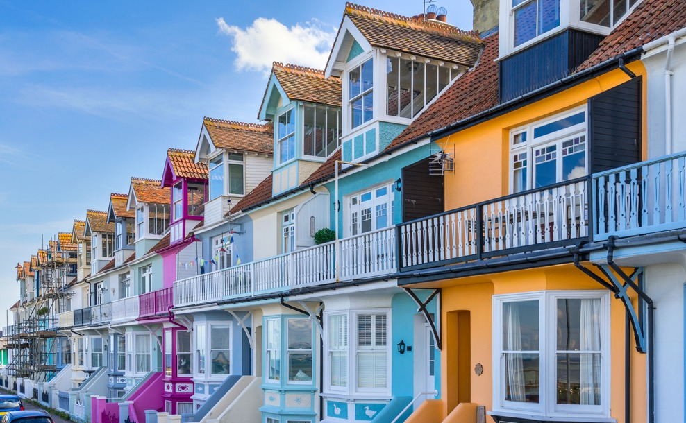 holiday homes in Whitstable