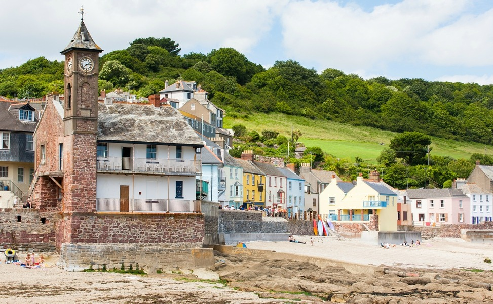 Kingsand and Cawsand are part of an often overlooked area of Cornwall by people buying a house in Cornwall: the Rame Peninsula