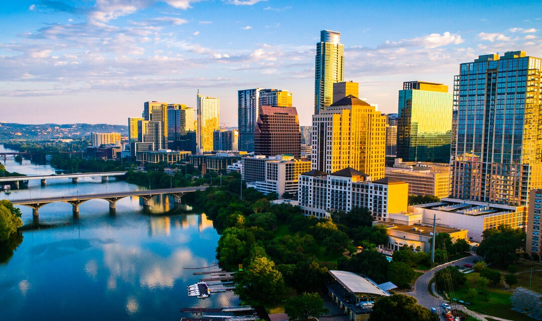 Why overseas buyers are flocking to Texas