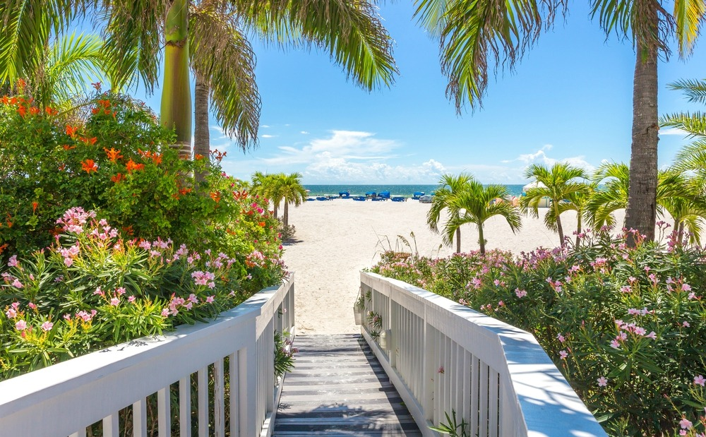 A move to Central Florida means fantastic beaches and lots of outdoor activities (or less strenuous relaxing in the sun).