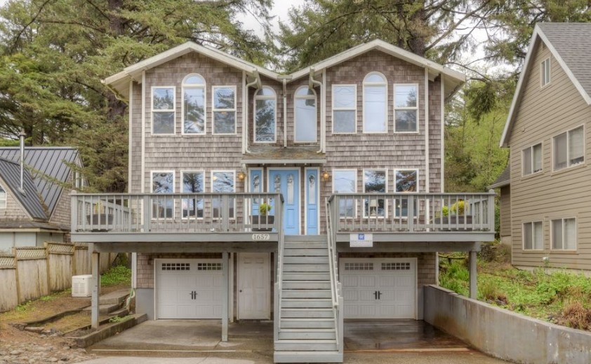 Cannon beach property