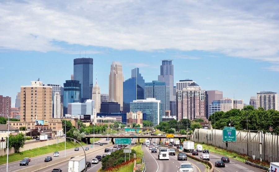 Minneapolis could offer strong returns for anyone looking to buy property in the USA as an investment.