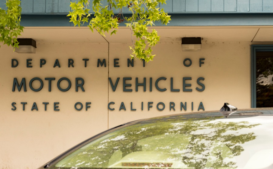 Once you've got your US driving licence, head to the DMV to register your car.