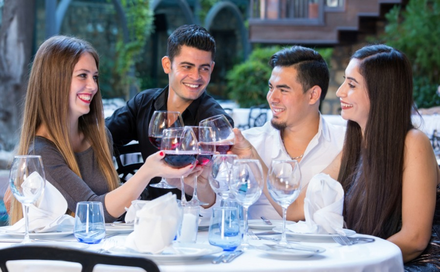 Don't be too surprised by suggestions of double dates if you're moving to the USA as a single person!