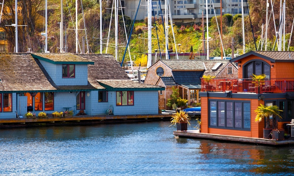 houseboats-and-floating-homes-on-lake-union-seattle-washington