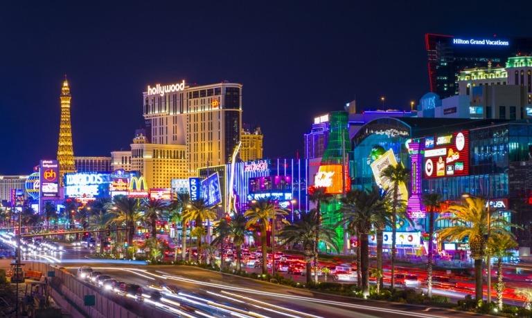 Buying - Las Vegas strip