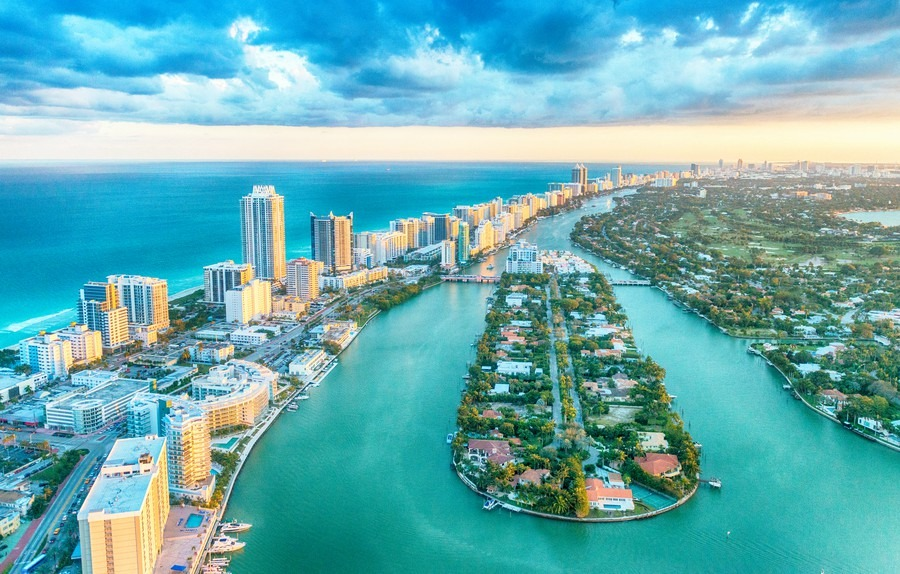 A Guide to Miami and south-east Florida