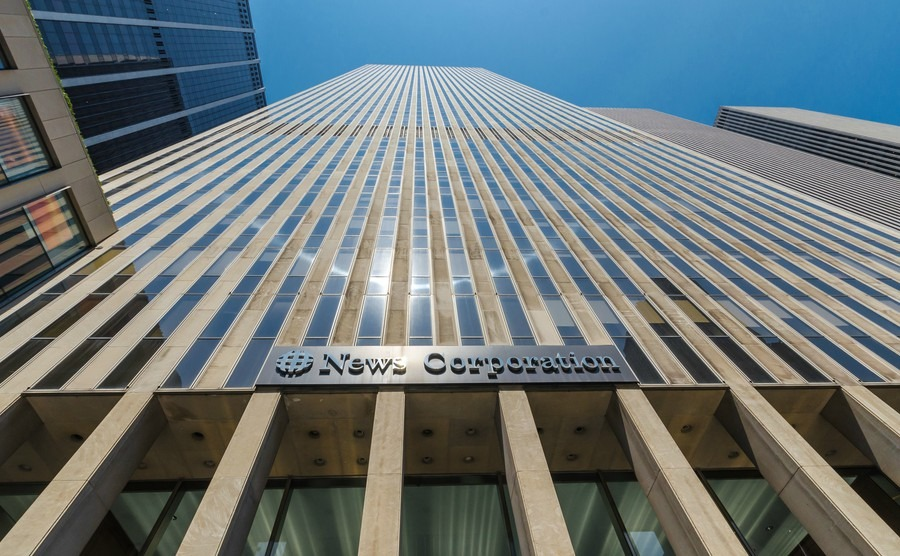 Newscorp Headquarters in America