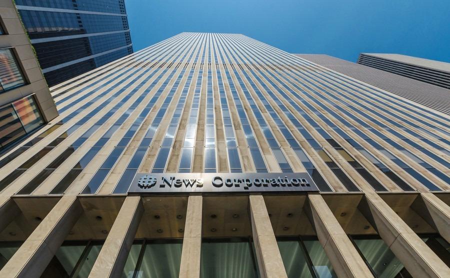 Newscorp Headquarters in America