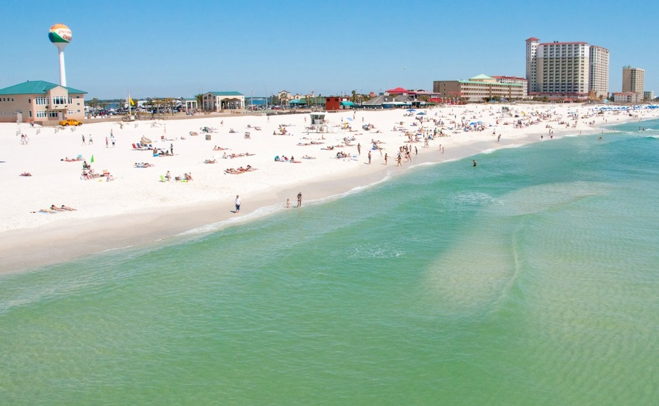 You mightn't think you would find the cheapest homes in the US in Florida, but Pensacola's a strong contender.