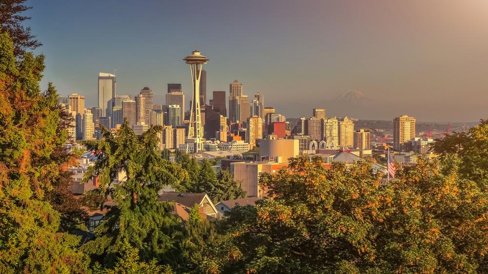 Skyline of Seattle