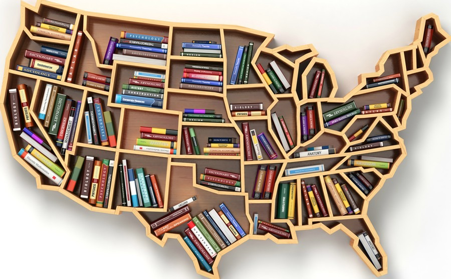 The books that shaped our idea of America