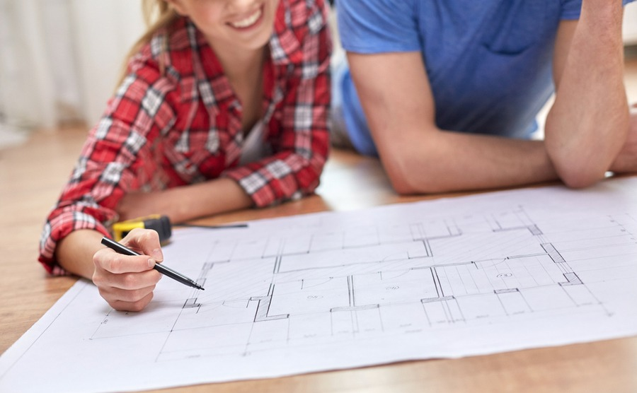 Self-Building USA, part 2: getting an architect and permission