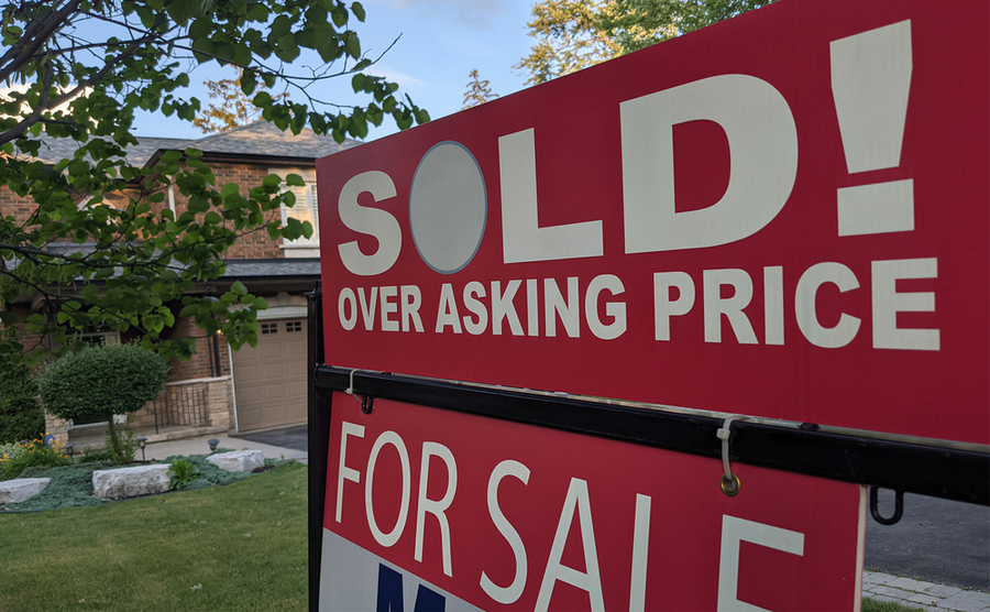 US home prices: what's going on?