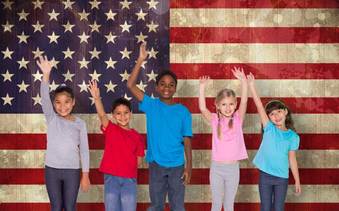 Moving your kids to the USA with you
