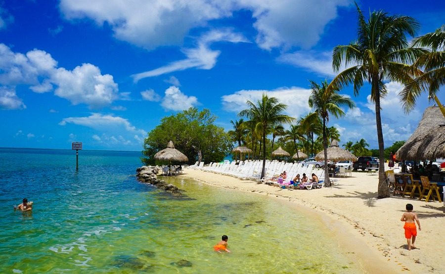 Key Largo offers island living with close proximity to the mainland.