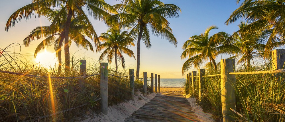 America's sun-drenched hotspots